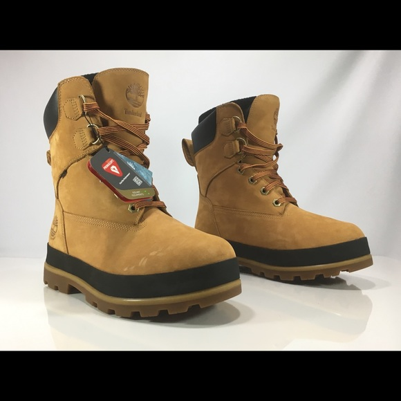 release date: save off utterly stylish Timberland Snow Drifter Waterproof Boots Wheat NWT